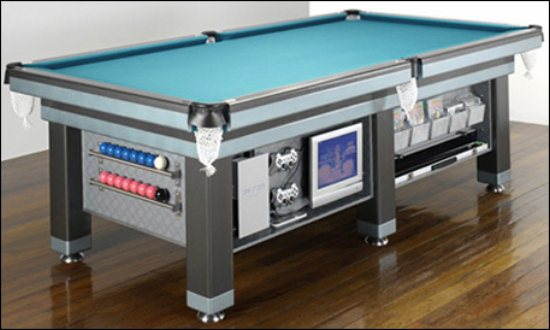 Superb Cool Pool Tables