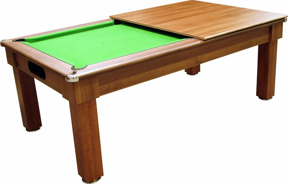 Optima tuscany uk made pool dining table pool tables online Pool dining table