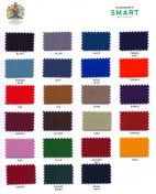 Hainsworth Smart Pool Cloth Range - 6ft, 7ft Sizes - Various Colours