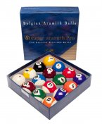 Aramith Pro Cup Ball Set 2 1/4 Inch American Size (Non TV Colours)