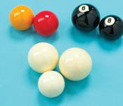 Pool & Snooker Balls