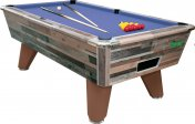 Supreme Winner Vintage Festival Slate Pool Table