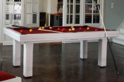 Billard Toulet Club Slate Bed Pool Table