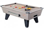 Supreme Winner Driftwood Pool Table