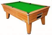 Optima Classic Walnut Slate Bed Pool Table