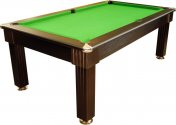 Optima Florence Black Pool Dining Table