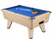 Quick Delivery - 7ft Oak Supreme Winner Pool Table