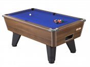 Supreme Winner Walnut Free Play Pool Table