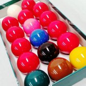 "Aramith Snooker Ball Set 2"" Inch UK Size"