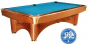 Dynamic 3 Brown Tournament American Table - 7ft, 8ft, 9ft