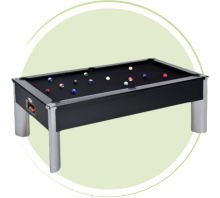 DPT Monarch Fusion Slate Bed Pool Table