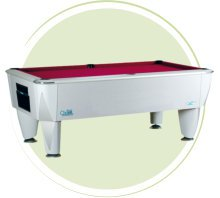 Sam Atlantic Champion Pool Table - All Finishes