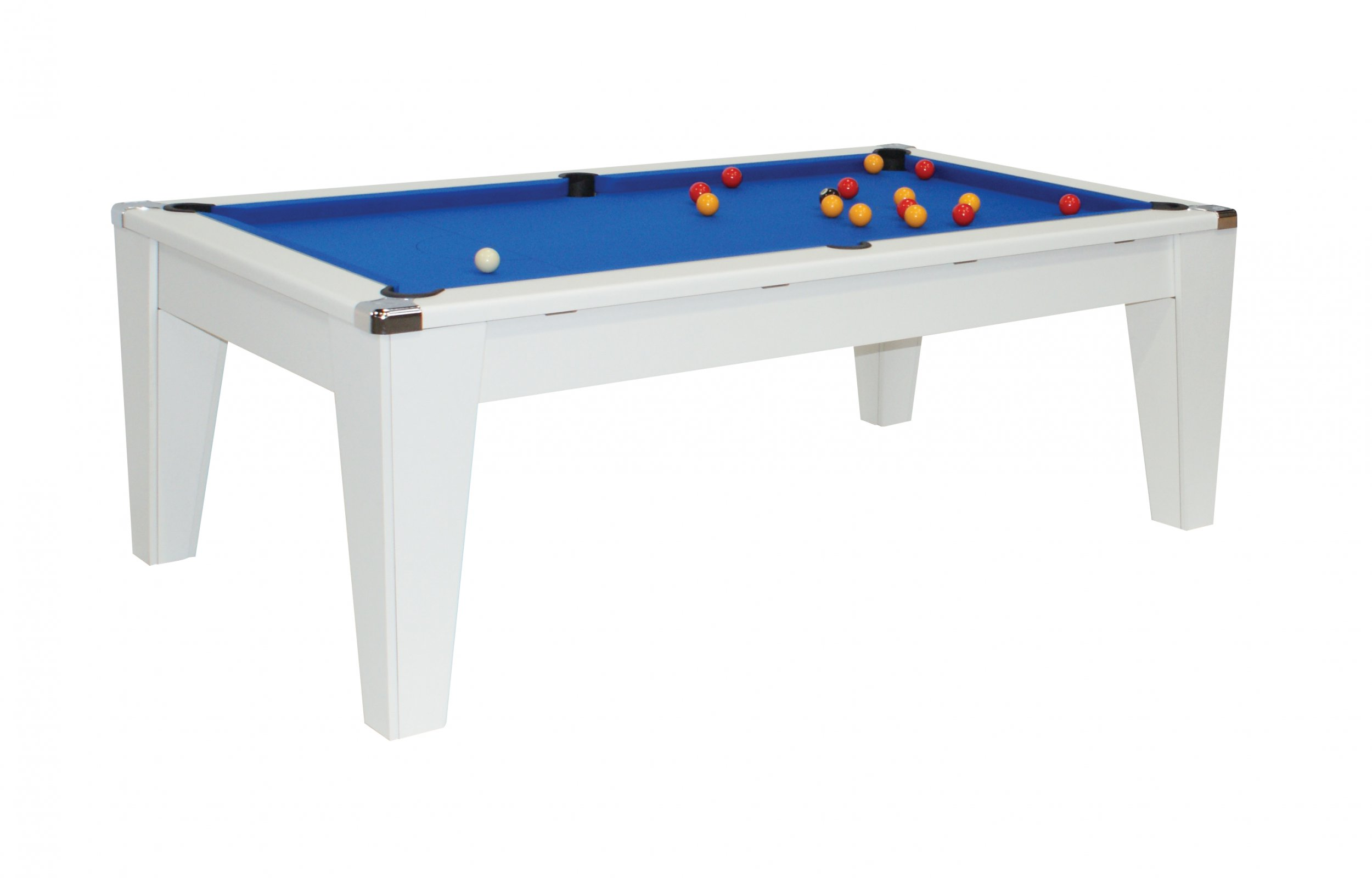 100 Snooker Table Dining Antique