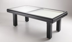 Toulet Broadway Slate Bed Pool Table