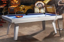 Billard Toulet Pop Slate Bed Pool Table
