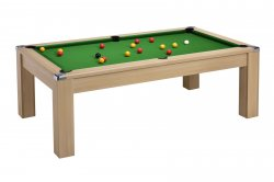 DPT Avant Garde 2.0 Oak Pool Dining Table