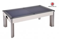 Fusion Outdoor Pool Table Weatherproof 7ft Model