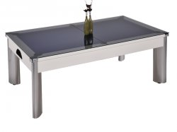 DPT Fusion White Pool Dining Table