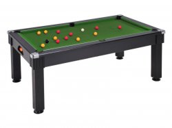 DPT Windsor Black Pool Dining Table