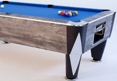 SAM Magno American Pool Table