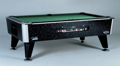 Sam Bison Allegro Finish Pool Table