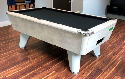 Supreme Winner Stone Grey Table