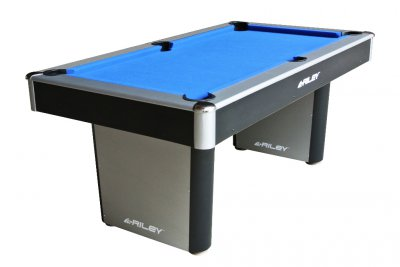 Riley 6ft Wood Bed Pool Table