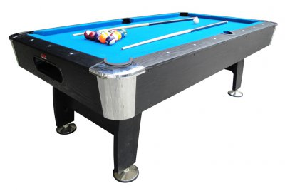 BCE Black Cat 7ft American Pool Table