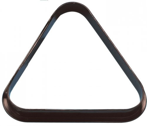 Pool Table Triangle - 2 1/4 Inch American Ball Rack