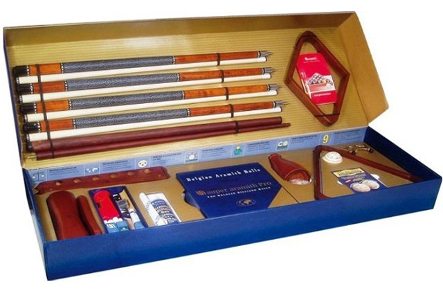 American Pool Table Accessory Pack