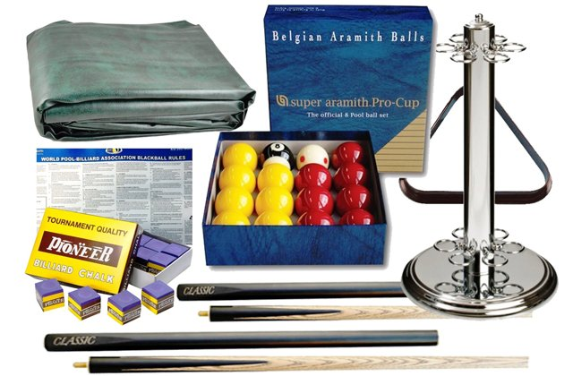 Pool Table Accessory Pack