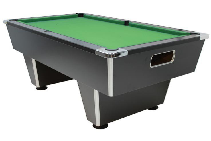 Gatley Club Black Slate Bed Pool Table Tables - Is A Slate Pool Table Better