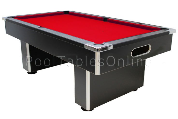 Gatley slimline professional pool table pool tables online for 1 inch slate pool table
