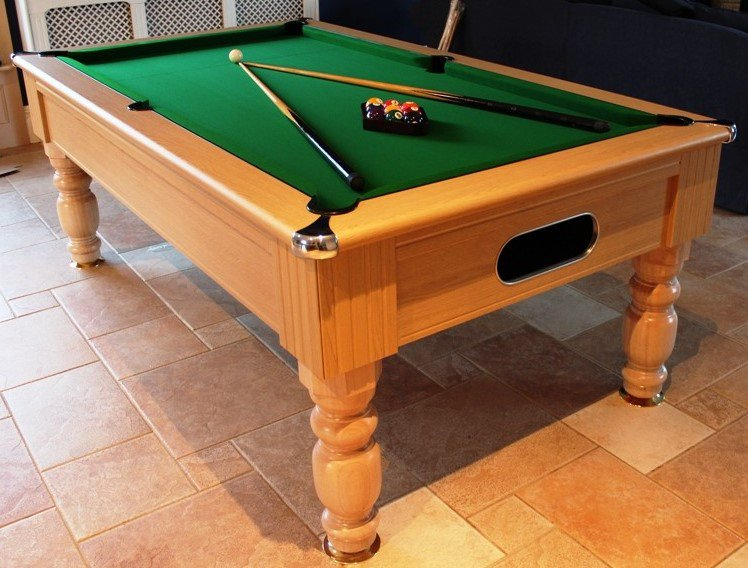 Optima Monaco Professional Pool Table Pool Tables Online - Chrome pool table