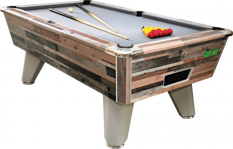 Supreme Winner Vintage Festival Slate Pool Table