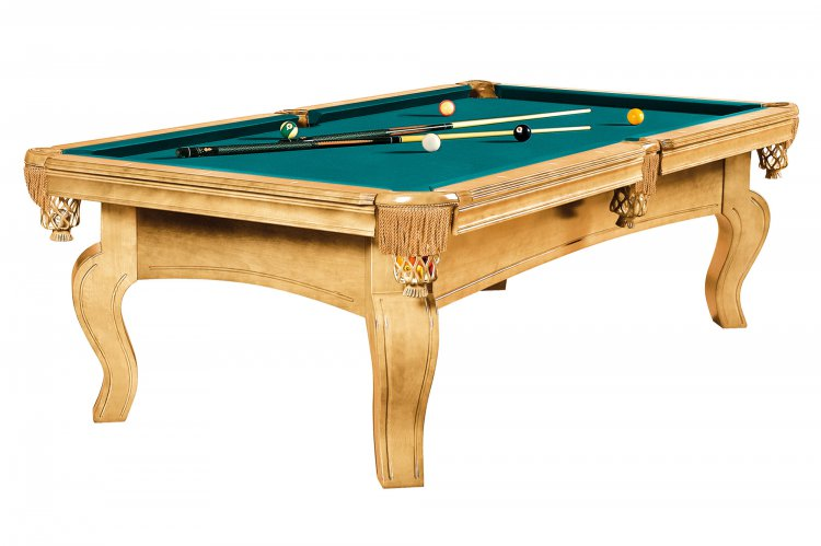 Dynamic dynasty professional billiard table 8ft size - Professional pool table size ...