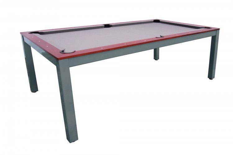 Dynamic Verona Pool Dining Table Ft American Pool Pool Tables - Pool dining table 7ft