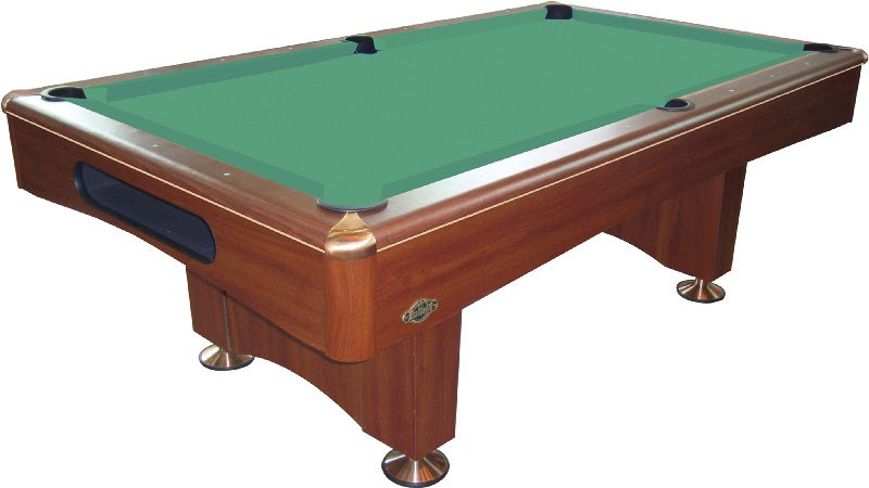 Buffalo eliminator ii slate bed 9 ball professional table for 1 inch slate pool table