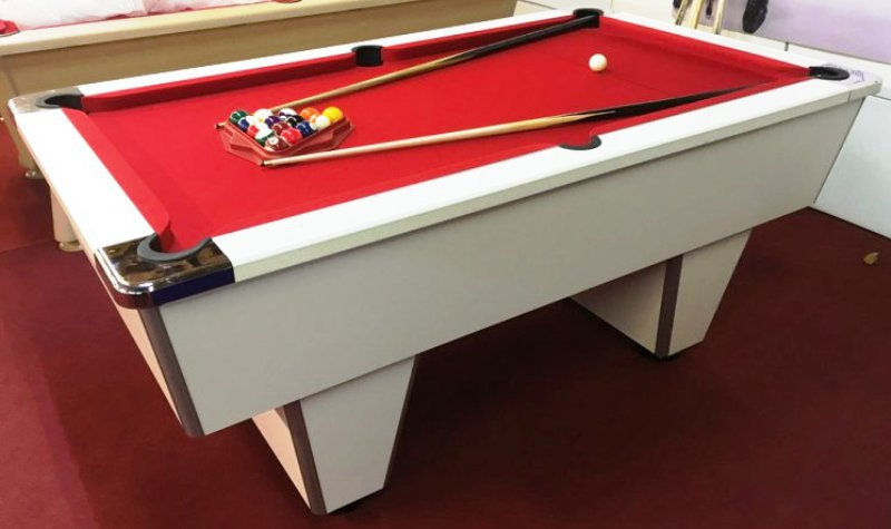 Ft Club Pool Table White Gatley Quick Delivery Pool Tables Online - Billiards table online