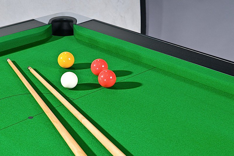 Deluxe 7ft Uk Size Folding Leg Pool Table Pool Tables Online