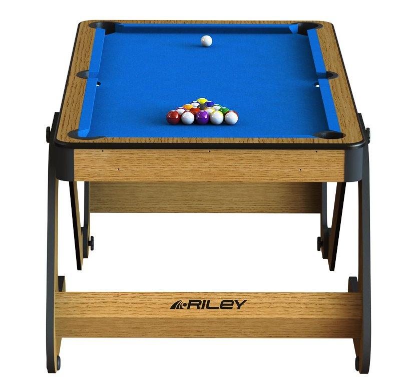 6ft Vertical Folding Leg Pool Table Code Rfpt 6 Pool