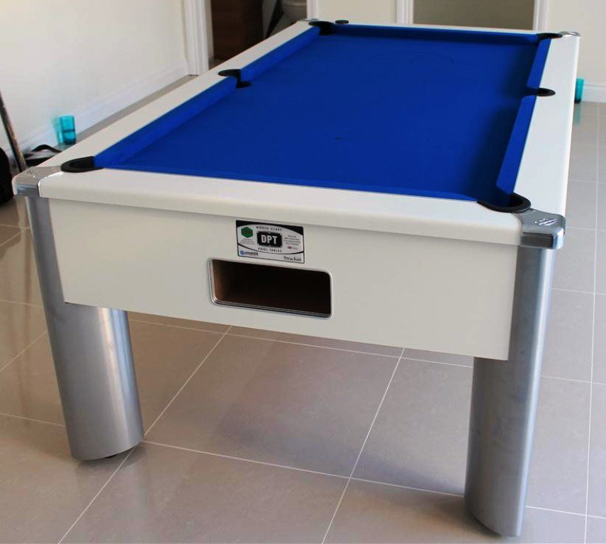 Dpt monarch fusion slate bed pool table pool tables online for 1 inch slate pool table