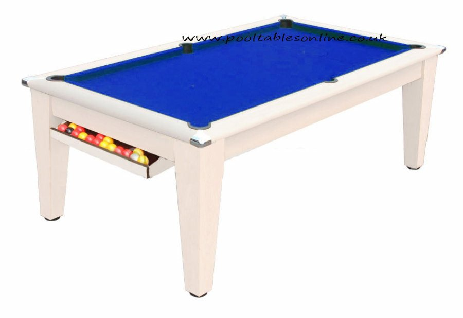 Classic pool dining table pool tables online white classic pool dining table greentooth Images