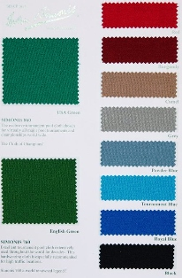 Simonis Cloth Swatch